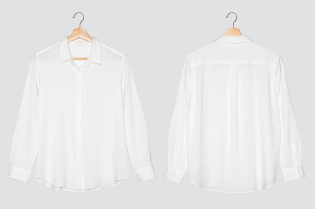 Casual witte blouse damesmode
