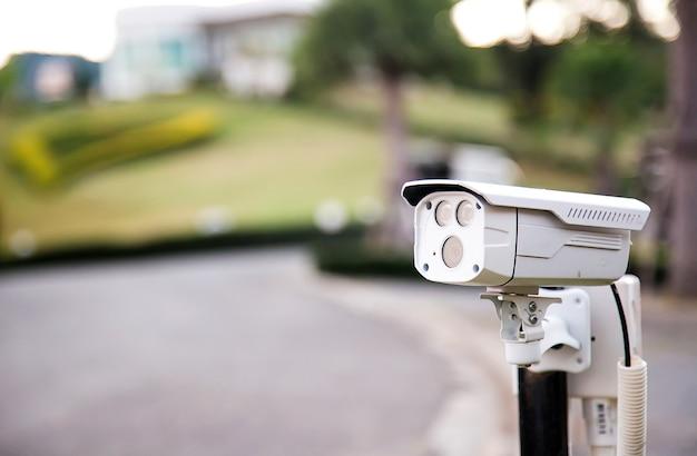 Cctv beveiligingscamera