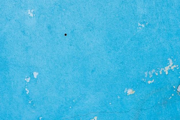 Cement geschilderde muur, babyblauwe pastelkleurachtergrond