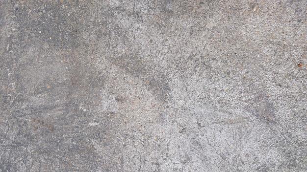 Cement weg vloer textuur