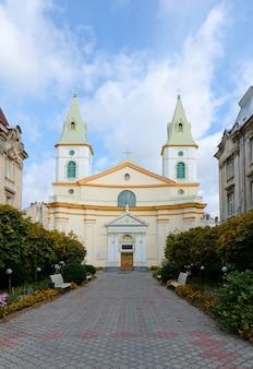 Centrale kerk van evangelische christenen baptisten
