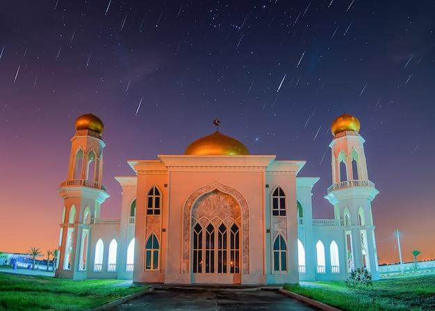 Centrale moskee van ayutthaya