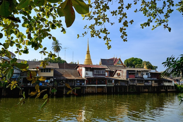 Chanthaboon riverside gemeenschap