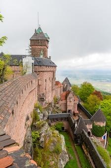 Chateau du haut
