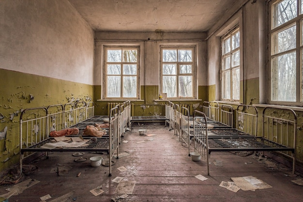 Chernobyl uitsluitingszone
