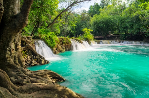 Chet-sao-noi waterval