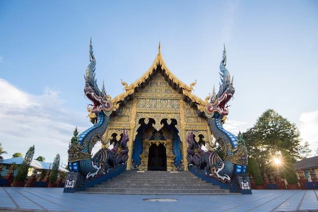 Chiangrai beroemde plaats