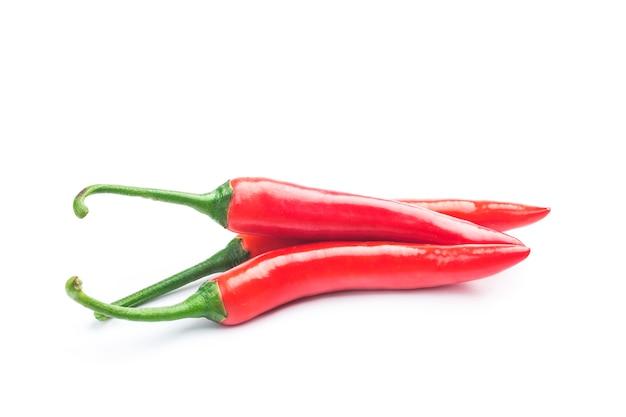 Chili peper geïsoleerd