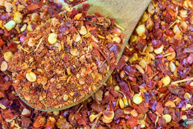 Chilipepervlokken
