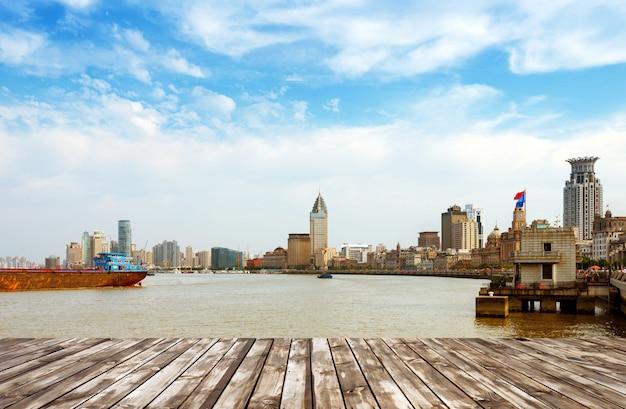 China shanghai de bund