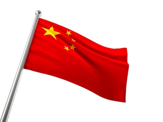 China vlag