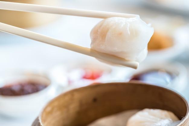 Chinese dim sum hagao