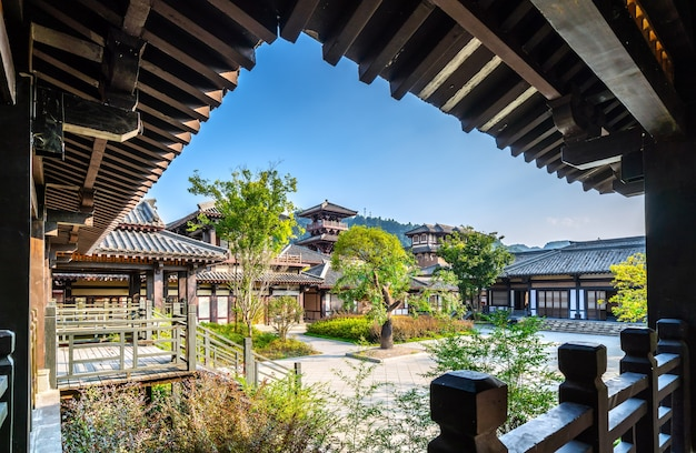 Chinese klassieke tuinarchitectuur, guizhou