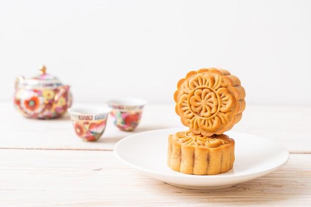 Chinese maancake voor mid-autumn festival