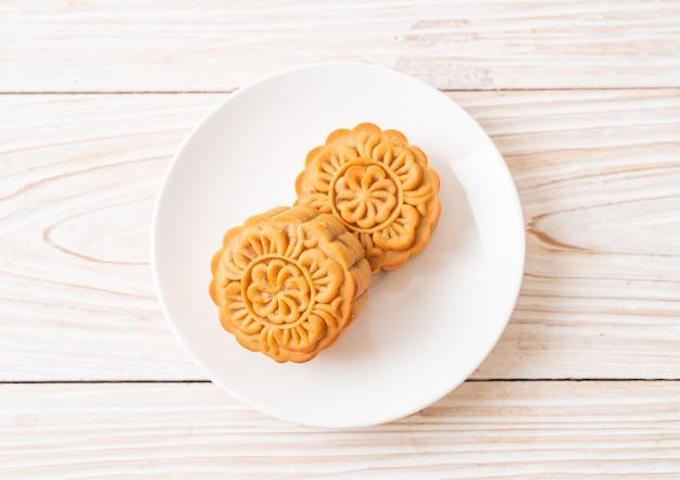 Chinese maancakes voor midherfstfestival