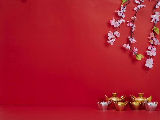 Chinese nieuwjaardecoratie voor de lentefestival