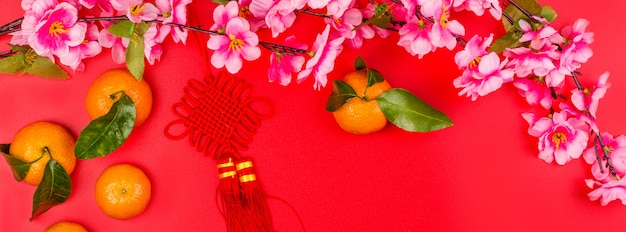 Chinese nieuwjaarssamenstelling