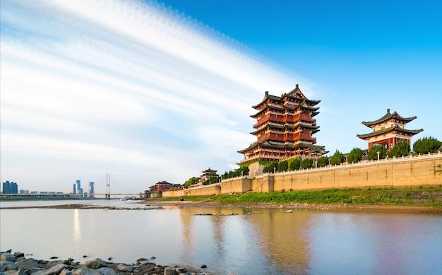 Chinese oude gebouwen