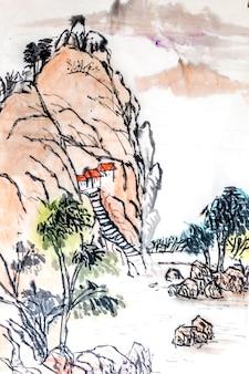 Chinese plantkunde viering jaar bloesem pruimen