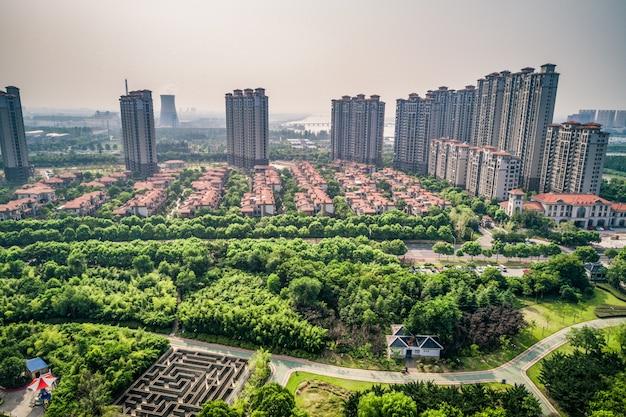 Chinese stad