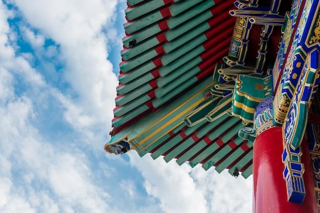 Chinese tempel, wat leng-noei-yi
