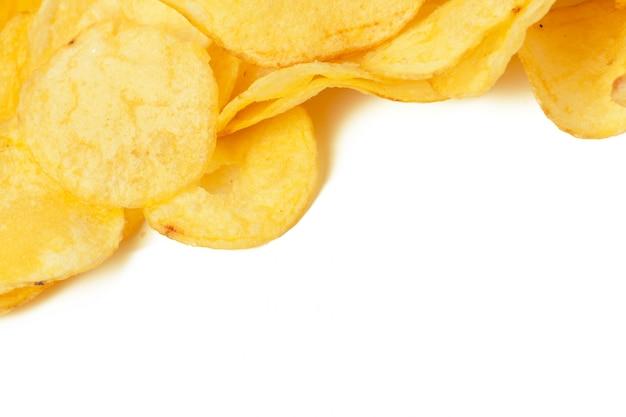 Chips geïsoleerd