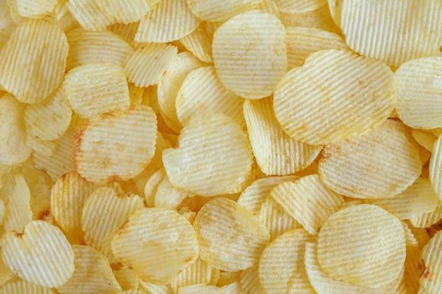 Chips textuur