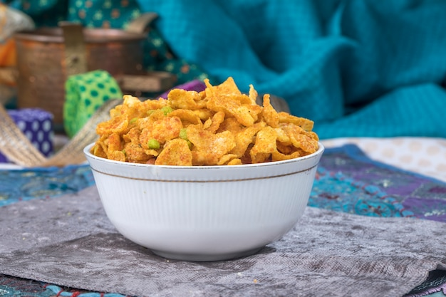 Chivda namkeen food