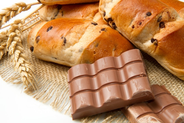 Chocolade brood
