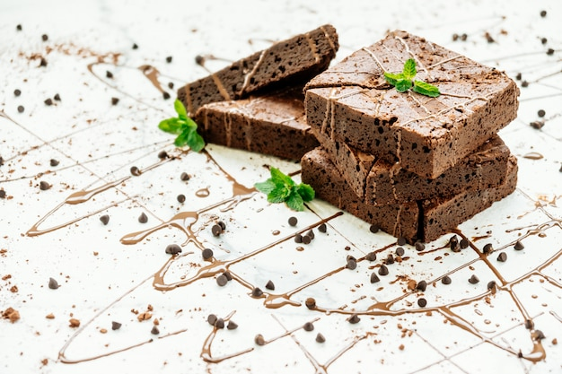 Chocolade brownies