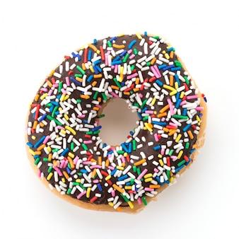 Chocolade donut