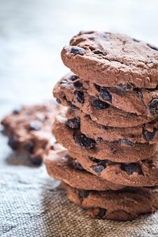 Chocolade koekjes