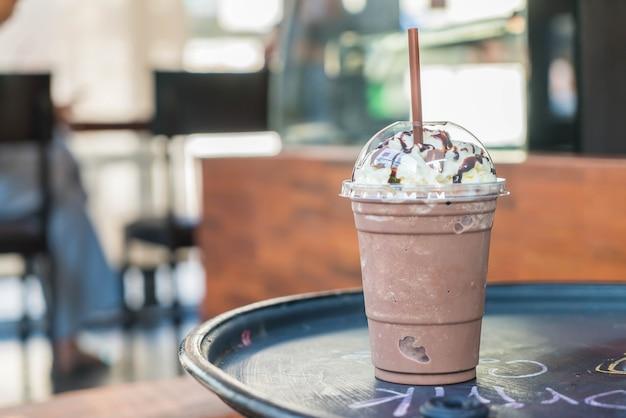 Chocolade smoothie