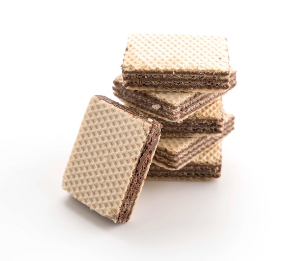Chocolade wafer
