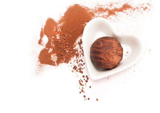 Chocoladepraliné