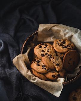 Chocoladeschilferkoekjes recept