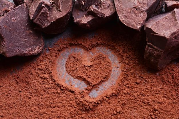 Chocoladesnoepjes van de beste soorten chocolade