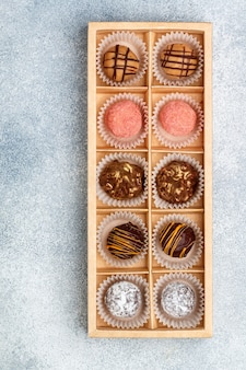Chocoladetruffel