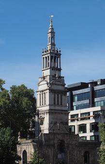 Christ church greyfriars in londen