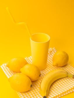 Citrusarrangement met hoge hoek