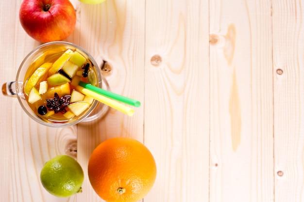 Citrusgum-cocktail