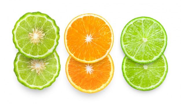 Citrusschijf set