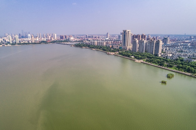 Cityscape in china