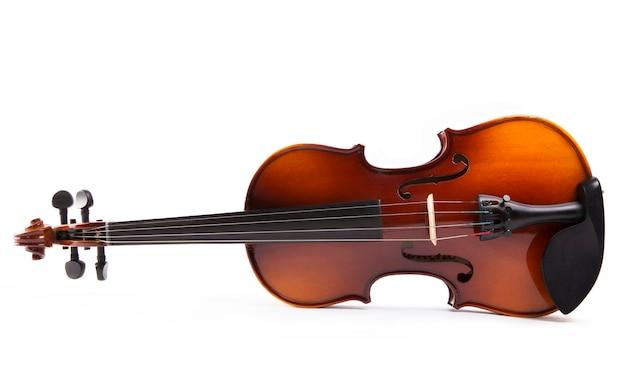 Classi viool geïsoleerd