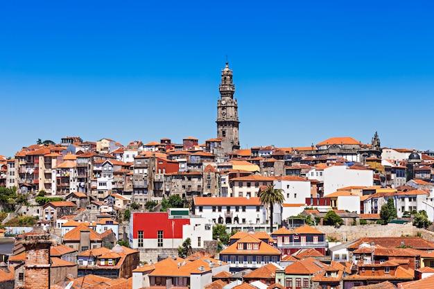 Clerigos-toren, porto
