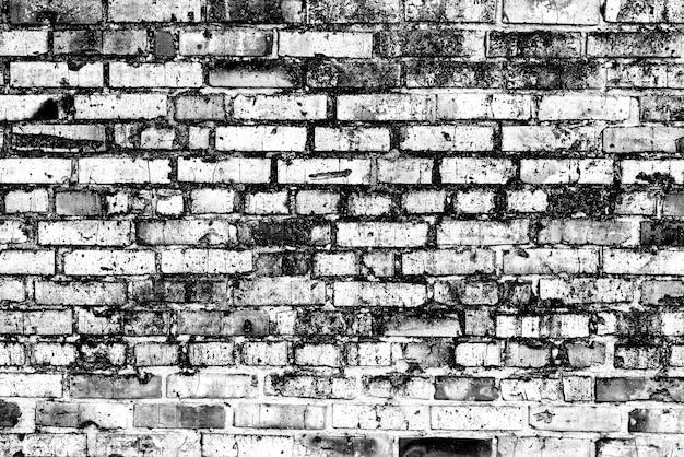 Close-up bakstenen muur textuur