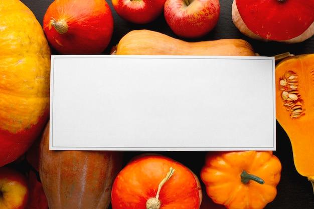 Close-up beeld van mooie thanksgiving concept