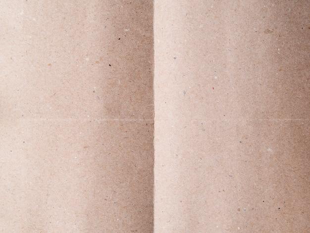 Close-up beige papier achtergrond