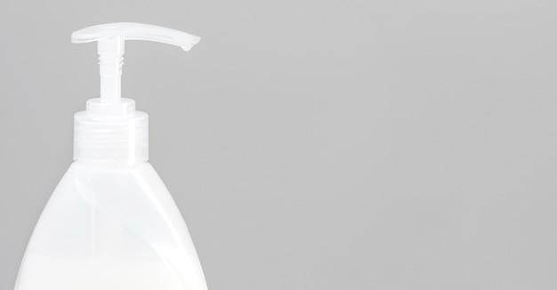 Close-up desinfectiefles