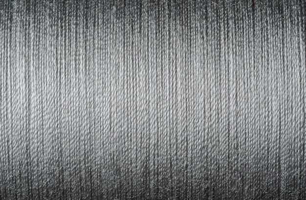 Close-up foto van zilveren draad textuur, oppervlakte achtergrond imange
